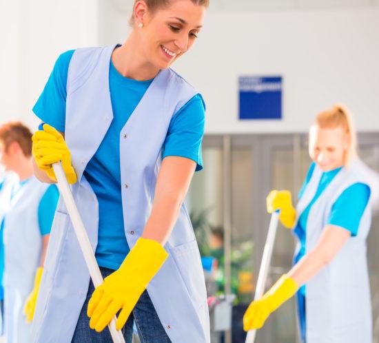 pulizia camere